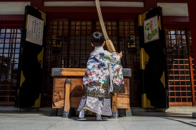 shichigosan kitsuke