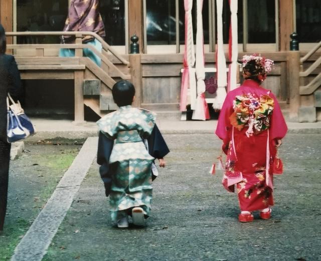 shichigosan oya fukusou