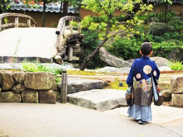 shichigosan otokonoko kimono