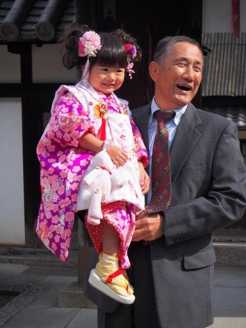 shichigosan kimono 3sai