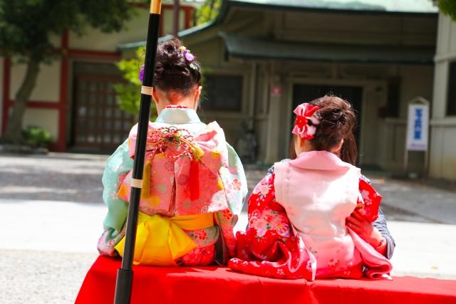 shichigosan omairi fukusou